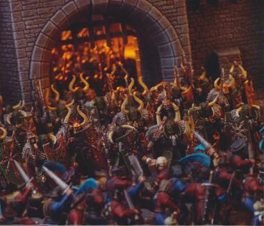 Batalla de marienburgo caos irregulares