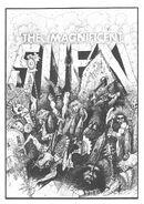 Sven Hasselfriesian el Magnífico Batalla de Vastervik 2ª Edición John Blanche ilustración