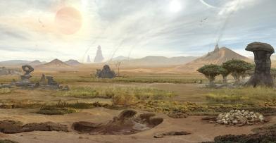 Tierras yermas