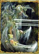 Vangheist Dreeadfleet por John Blanche