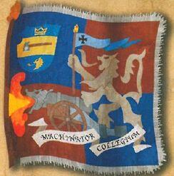 Bandera Escuela Imperial de Ingenieros
