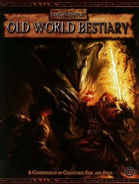 Bestiario del viejo mundo