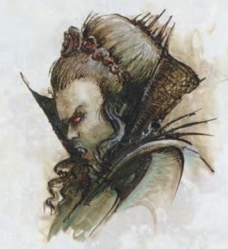Isabella von carstein nurgle