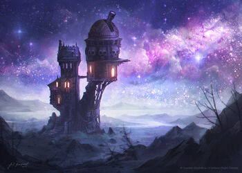 Lair of the astromancer by jcbarquet-d5txzoh