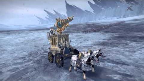 CuBaN VeRcEttI/Los Guerreros del Caos y contenidos post-lanzamiento de Total War: Warhammer