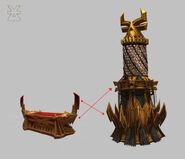Accesorios Khorne Warhammer Online por Michael Phillippi