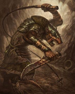 Señor de las Bestias por Matthew Starbuck skaven