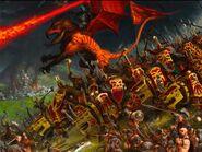 Ejército del Caos por Adrian Smith 02 Khorne