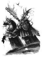 Conde Mordrek por John Blanche