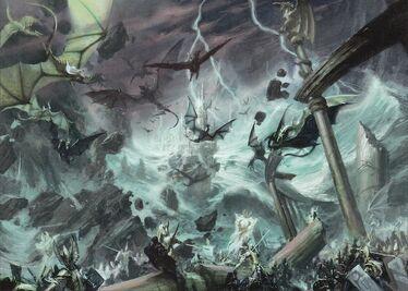 Secesión Altos Elfos Oscuros