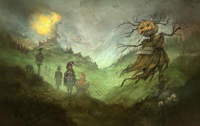 Campiña imperial warhammer el juego de rol 4ª edición