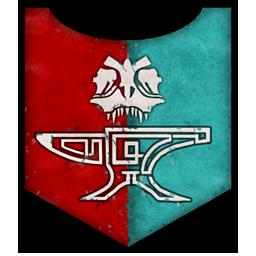 Emblema Warhammer Total War Karak Zorn