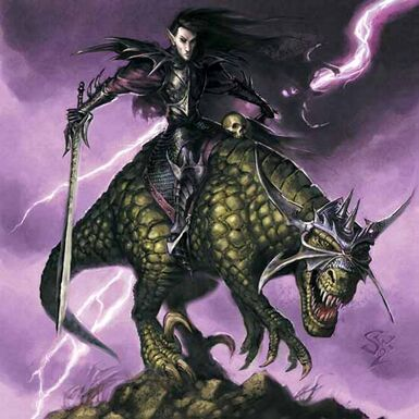 Malus Darkblade por Sam Wood