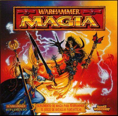 Warhammer magia