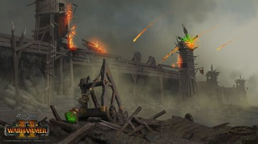 Asedio a los skaven warhammer total war por Milek Jakubiec