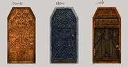 Detalles Puertas Enanos Warhammer Online por Michael Phillippi