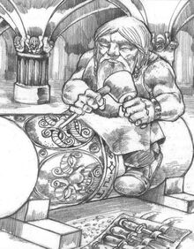 Cantero Enano Dwarfs - Stone and Steel