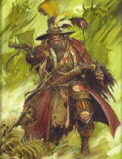 Cazador de Brujas Empire