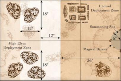 Mapa batalla ritual