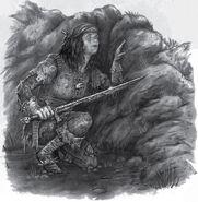 Merodeador del Páramo por Pat Loboyko