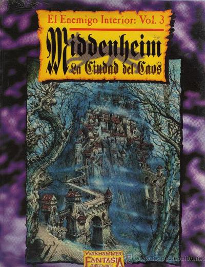 Middenheim la ciudad del caos