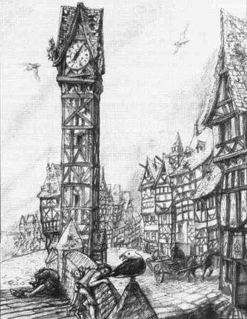 Torre del Reloj de Tarnopol
