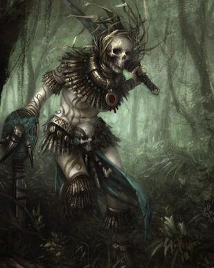 Amazona warhammer online por mike lim