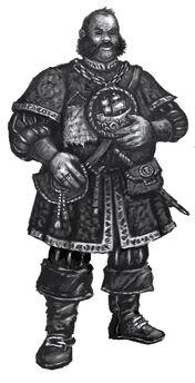 Maestre del Gremio por Pat Loboyko
