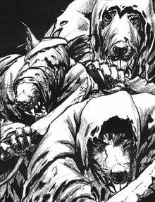 Monjes de plaga del clan pestilens por Tony Parker
