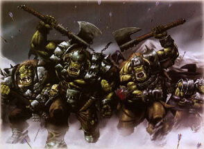 Warhammer-Orcos