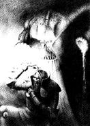Incinerador de tzeentch por Adrian Smith
