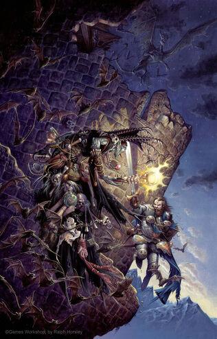 Curse of the necrarch by ralph horsley Necrarca