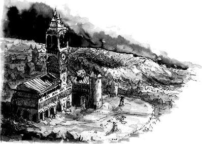 Mordheim Torre del Reloj