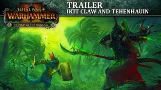 Total War WARHAMMER 2 - The Prophet & The Warlock Trailer PEGI SPA