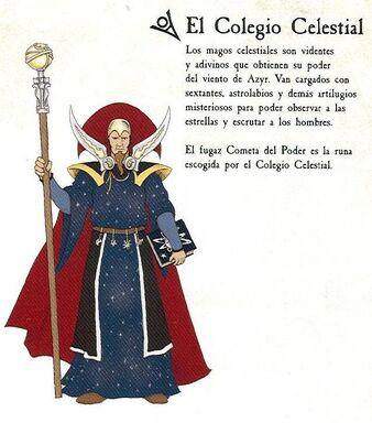El Colegio Celestial