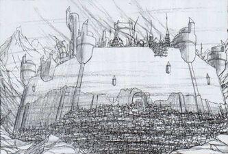 Fortaleza Karak Azgal por Tony Parker