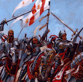 Orden de caballería Imperio por Adrian Smith