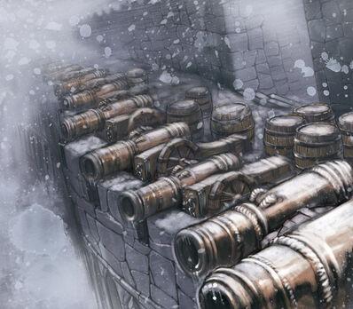 Montón de Cañones Imperio Dimitri Bielak