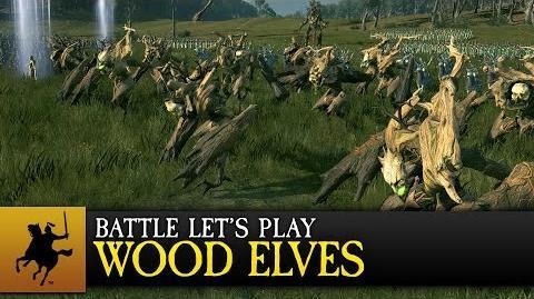 CuBaN VeRcEttI/Publicado el vídeo de los Elfos Silvanos de Total War: Warhammer