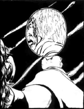 Vampiro del Espejo por Tony Parker