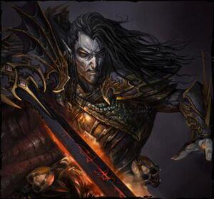 Wrath of Heroes Malus Darkblade