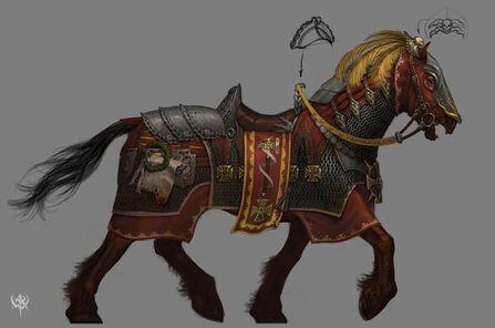Caballo de Guerra Imperial