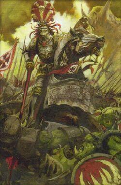 Caballero de la Reiksguards