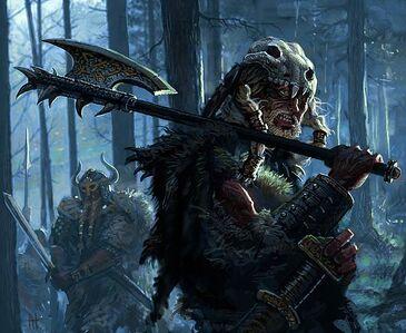 Torstein nordstrand-wolfkin skirmishers
