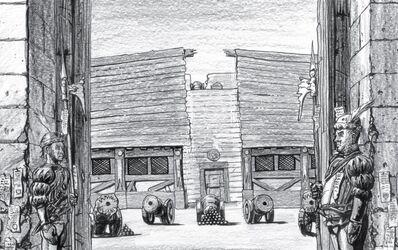 Escuela Imperial de Artillería por Tony Parker