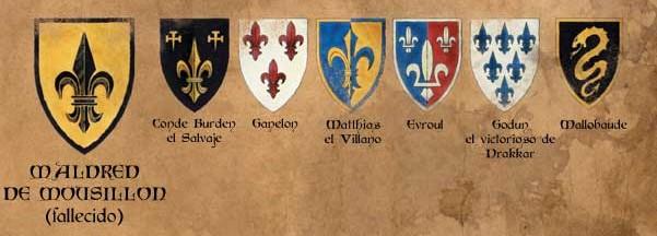 Heraldica de moussillon