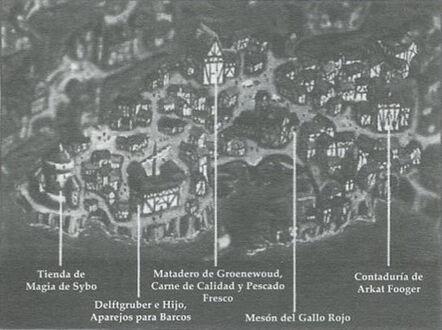 Mapa Guilderveld