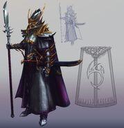 Guardia Negra Warhammer Online por Michael Phillippi
