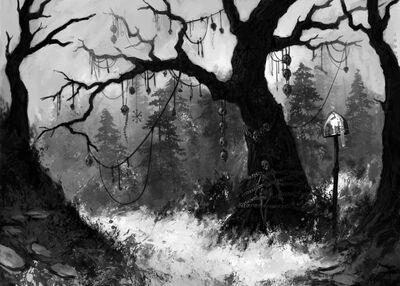 Árbol del Caos por Yoann Boissonnet