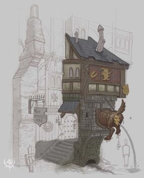 Warhammer age of reckoning conceptart NiCqr Edifico Imperio